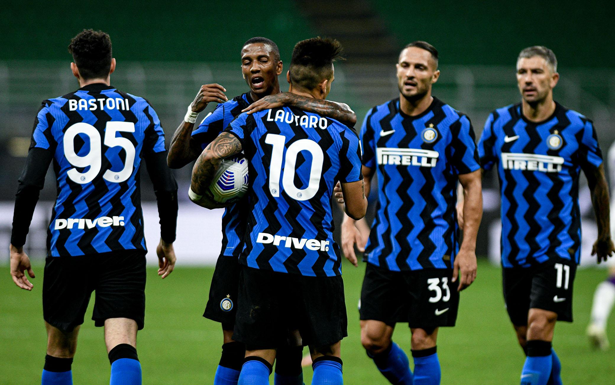 Fuochi d'artificio a San Siro, Inter batte Fiorentina 4-3 - CIP