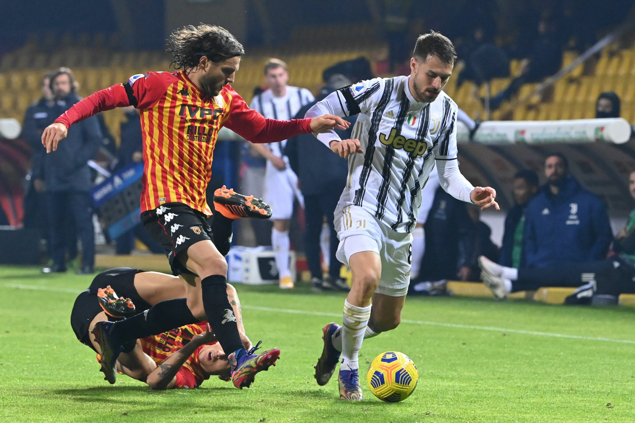 Benevento-Juventus 1-1, i bianconeri steccano ancora - CIP